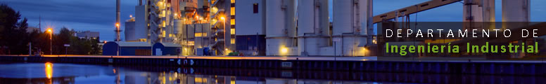 Departamento Ingeniería Industrial